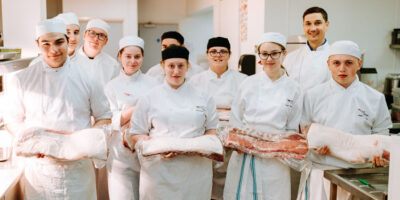 Hull College Catering Students Team Up With Cranswick Plc