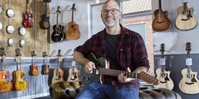 Specialist Retailer Brings Guitars Galore To Flemingate Retail Park