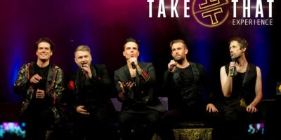 Take That Experience - Ultimate Take That Tribute Act To Perform In Beverley
