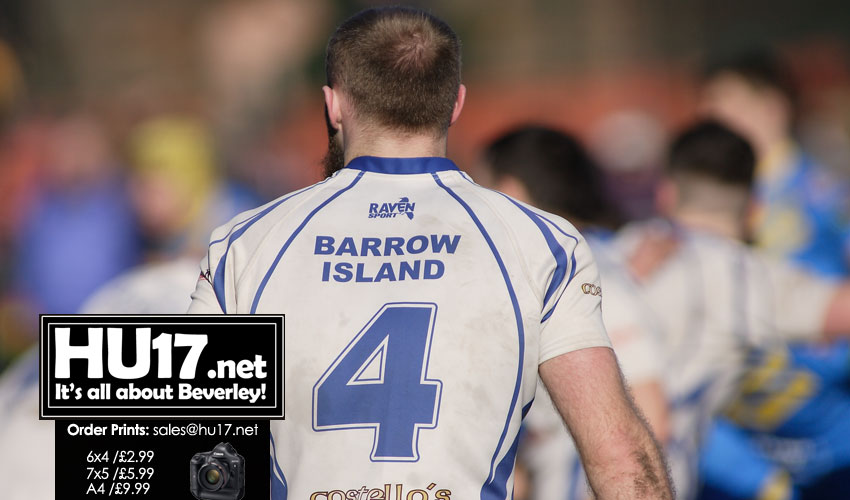 Barrow Island Keep Play Off Hopes Alive As They Beat Beverley