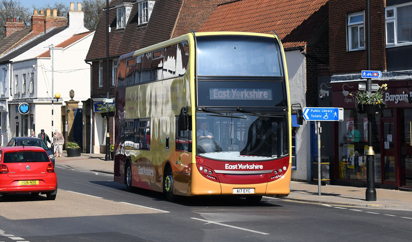 More Buses To Run Between Beverley and Hull From September