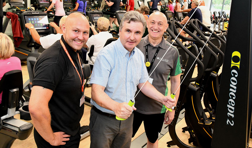 East Riding Leisure Beverley's Tone Zone Gym Reopened Following Refurbishment