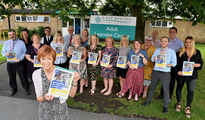 Beverley Adult Learning Centre Celebrates Its Third Anniversary