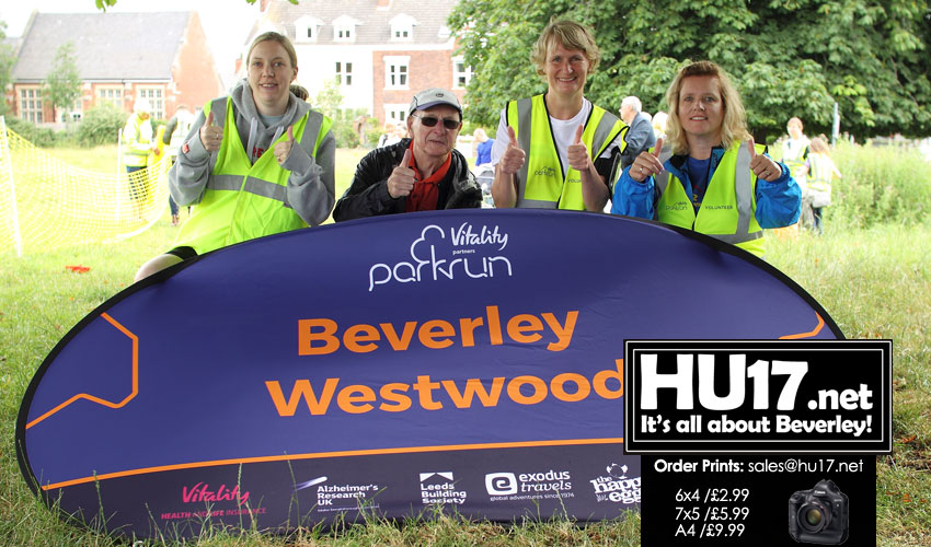 Parkrun Organisers In Beverley Say Town Has Embraced The Event