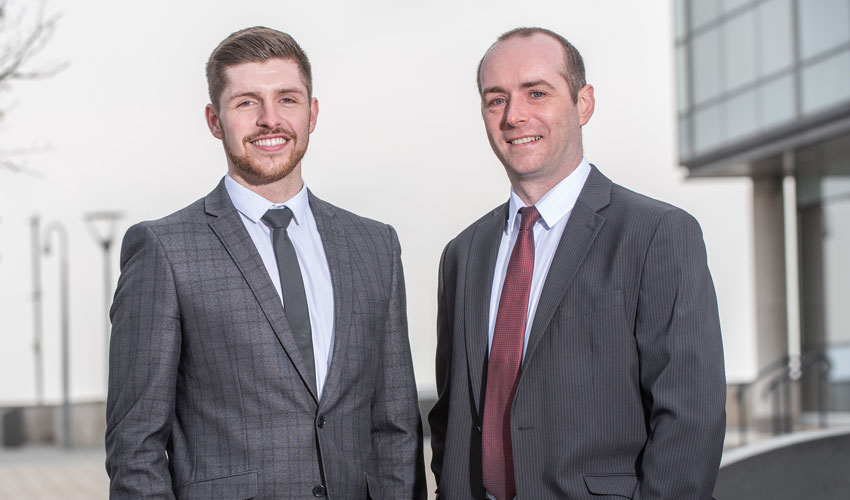 New Company Launch Of Commercial Insurance Broker