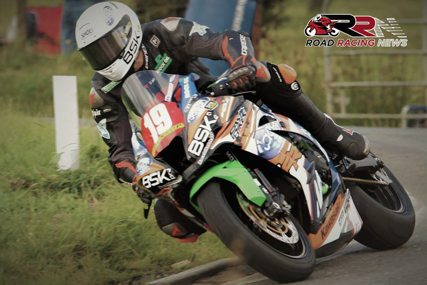 Brough's Michael Booth Enjoys Excellent Time In Ulster Grand Prix