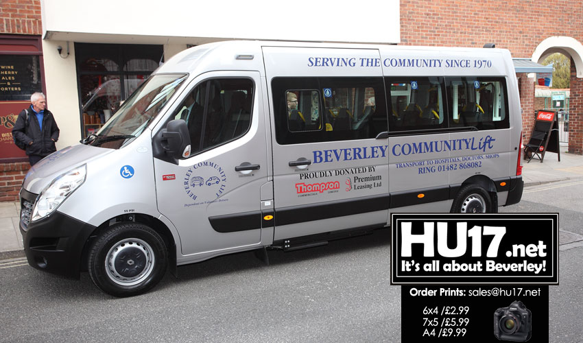 East Yorkshire Transport Charity Launches Volunteer Recruitment Drive
