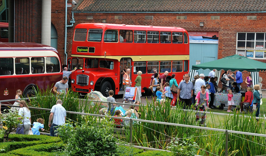 Popular Family Event Big Bus Day Is Back For 2019