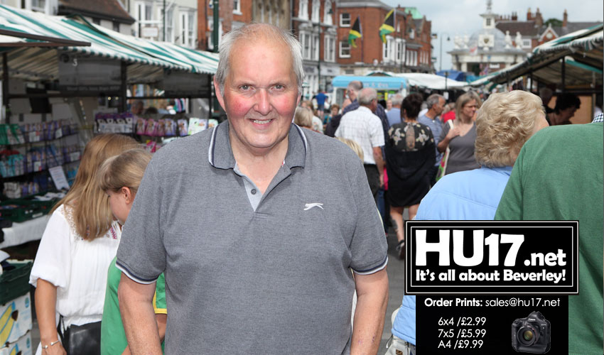 Market Traders In Beverley Fully Behind Closure For Cycling Event