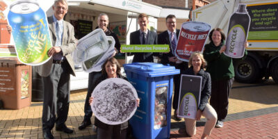 Metal Recycling Campaign Launches For The East Riding