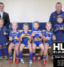 Beverley Braves U7s Coach Feels New Facility Will Allow Club To Kick On