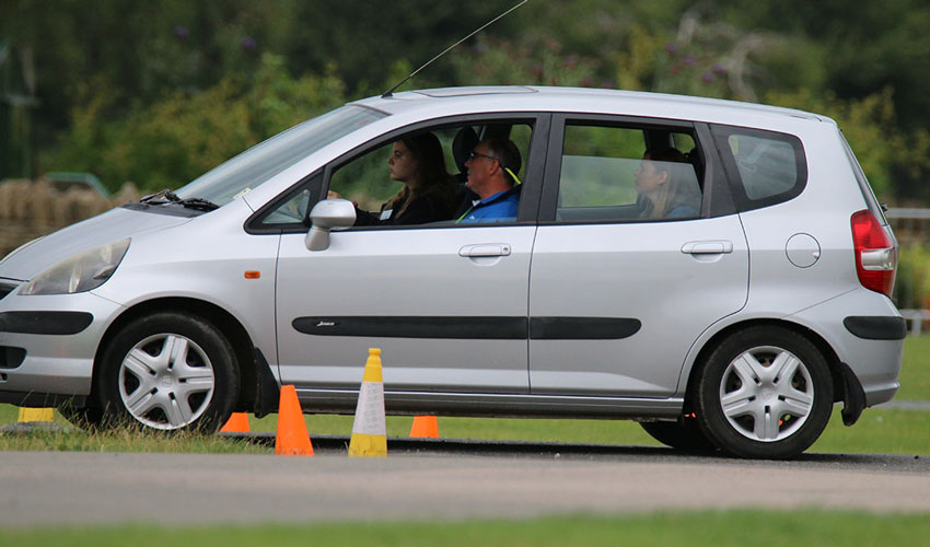 Course Will Help Prepare Young Drivers For The Road Ahead