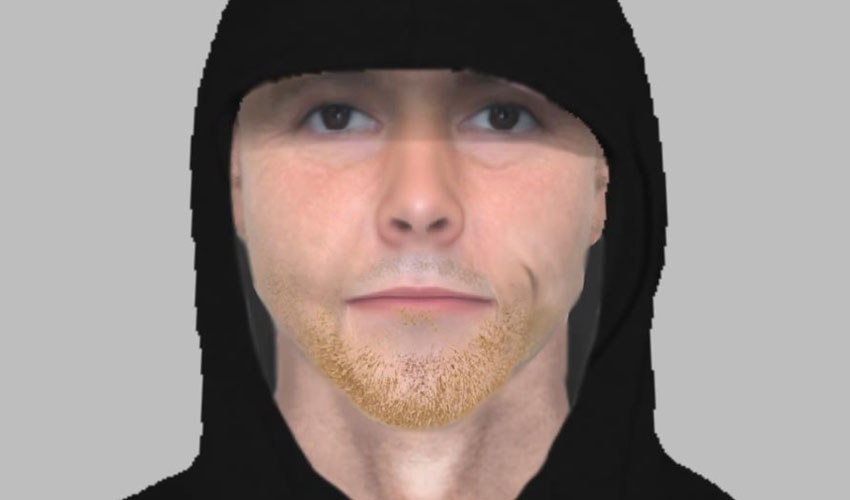 E-Fit Issued Of Man Following Robbery Of Motorist In Leconfield