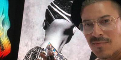 Rick Roberts Wins Top International Hairdressing Accolade