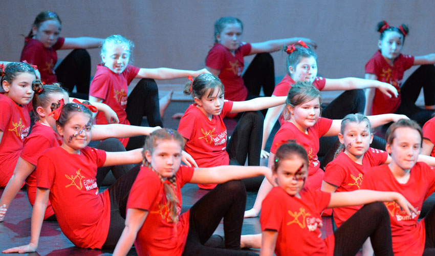 Book Now As East Riding Youth Dance Returns