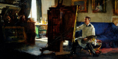 Elwell Paintings Sent On Tour To York For Special Exhibition