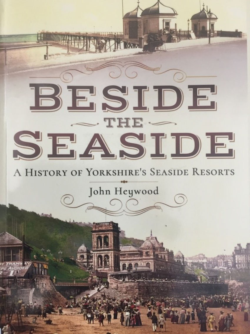 Beside The Seaside At Bridlington Central Library