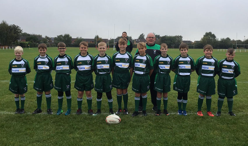 Beverley Beavers U11s Launch The New Season In Style