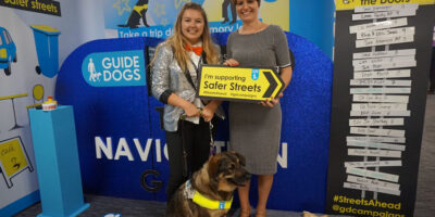 MP Emma Hardy Takes A Trip Down Guide Dogs' Memory Lane
