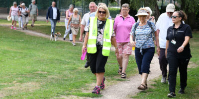30-Minute Walk In Bridlington Launched To Help People Stay Healthy