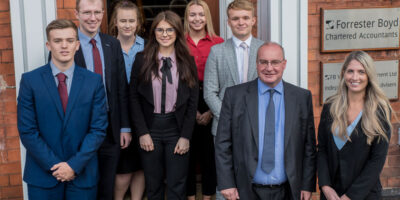Exceptional Range Of Talent Join Local Leading Accountancy Firm