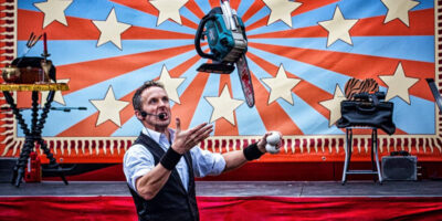 Flemingate Circus Extravaganza Has Something For Everyone This Half Term