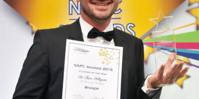 Bridlington Based GP Dr Tom Milligan Wins National Accolade