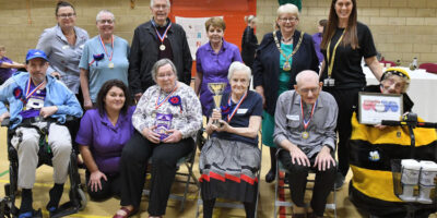 Care Home Games Success For Figham House In Beverley