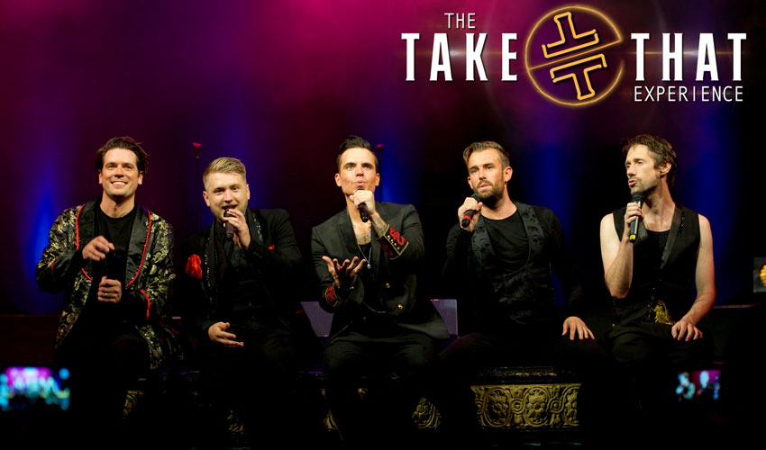 Take That Experience - Ultimate Tribute Act To Perform In Beverley