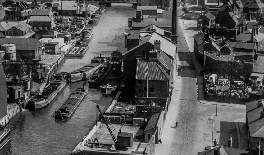 The River Hull - New Book Shines Light On Rivers Heyday