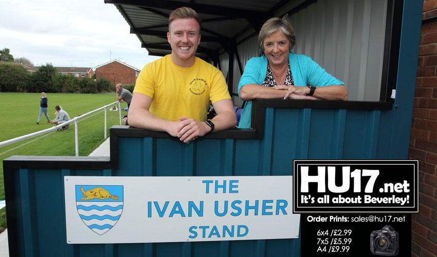 Ivan Usher Stand Was Real Community Project Say Family