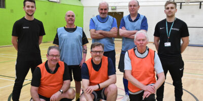 East Riding Leisure Driffield Launch New Walking Football Sessions