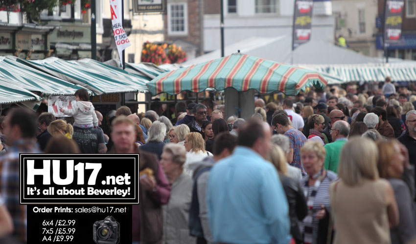 Food Glorious Food – Sunday Will Be A Tasty Day In Beverley