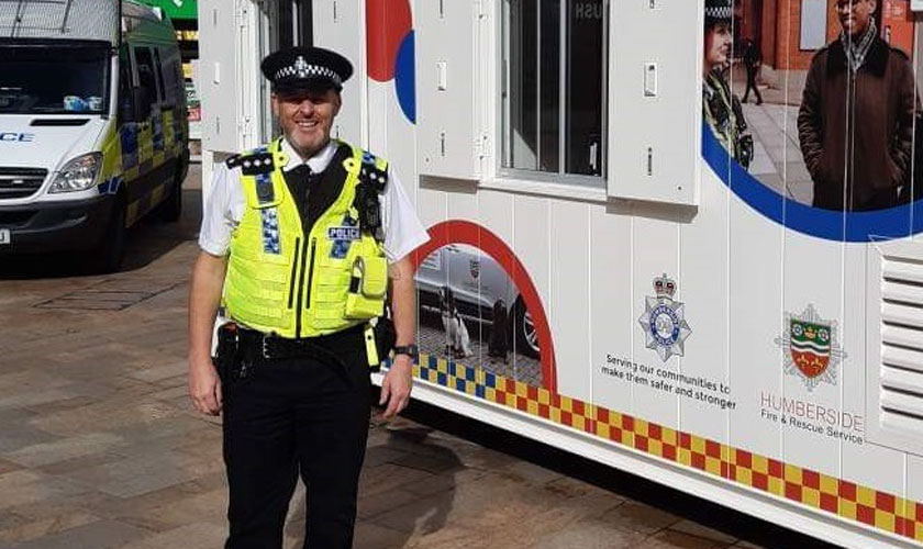 Ongoing Police Support To Tackle Anti-Social Behaviour In Hull City Centre