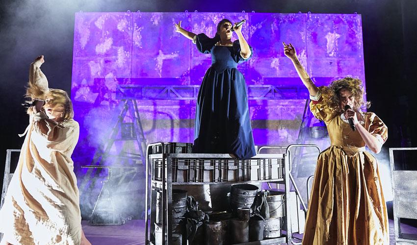 It's True, It's True, It's True: Breach Theatre's Acclaimed Drama Comes To ERT