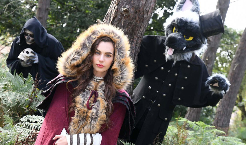 Halloween Half Term Fun At Yorkshire Wildlife Park