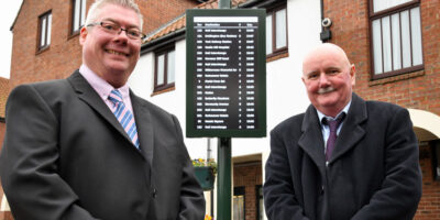 New Passenger Information Screens Installed At Beverley Bus Stations