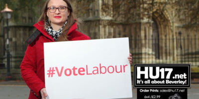 Labour Parliamentary Candidate Officially Launches Campaign