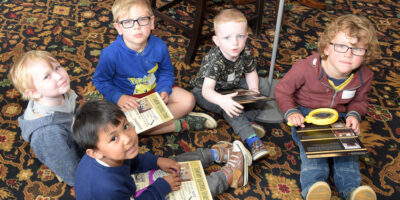 Take Part In The Creative Families Award At East Riding Museums