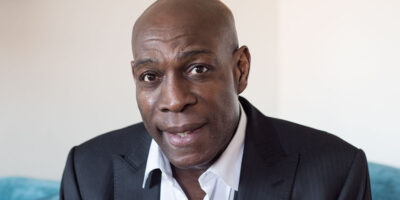 Frank Bruno Packs A Punch With Strong Message On Mental Health
