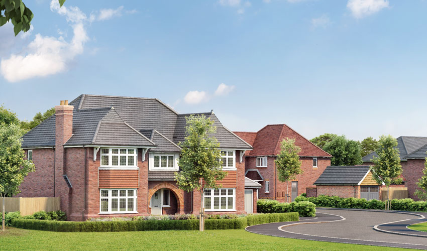 Redrow Pushes East With Latest New Homes In Swanland