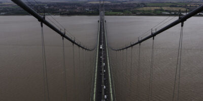 Mobile Speed Cameras To Be Used On Humber Bridge For First Time