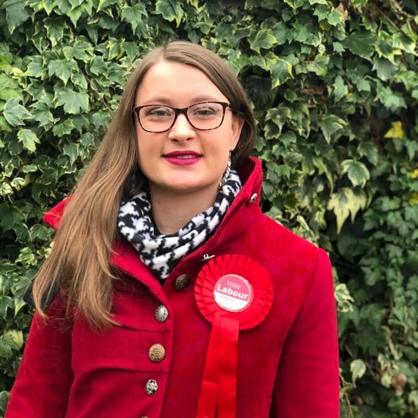 Chloe Hopkins Named As Labour's Candidate For December's Election