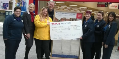Marie Curie Awarded Bags Of Cash By Tesco After Support From Public