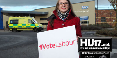 Local Labour Party Welcome Extra Cash Pledge For NHS