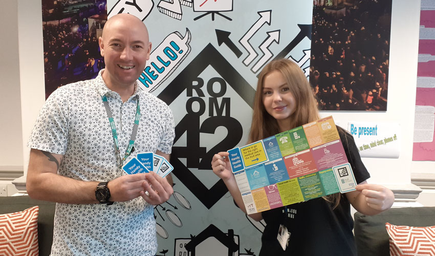 New Health Card Launched To Support Care Leavers