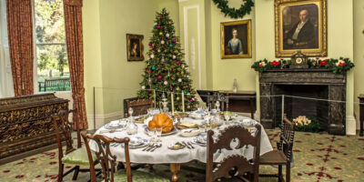 Weekend of Christmas at Sewerby Hall and Gardens