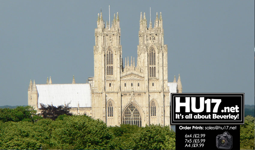 East Riding County Choir Present Handel's Messiah At Beverley Minster