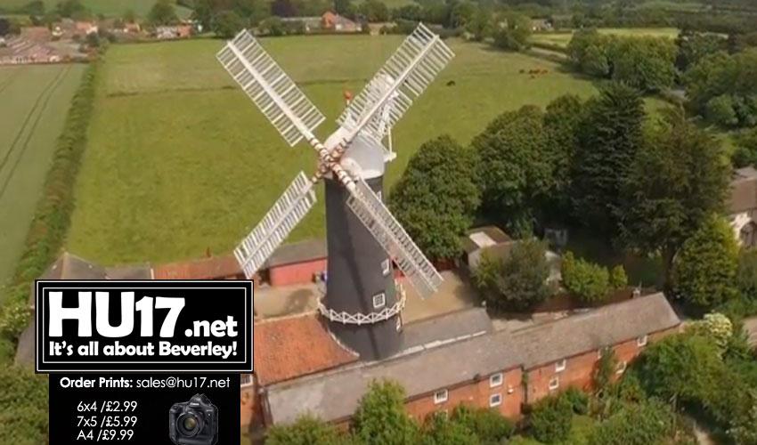 Major Refurbishment Of Skidby Windmill