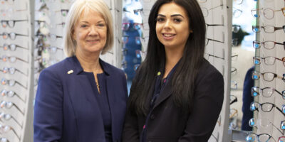 Optician Celebrating Landmark Year By Investing In Its Staff